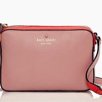 Nwt Kate Spade Highliner Clover/cipria Msrp 198 Photo