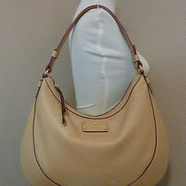 Nwt Kate Spade Lori Berkshire Road Cafe/light Tan Leather Bag 328 Photo