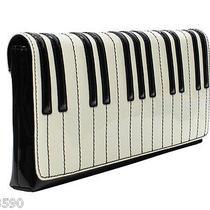 Nwt Kate Spade New York Duet Piano Key Clutch Bag Purse W/ Dust Bag  Duets  Photo