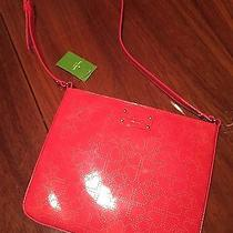 Nwt Kate Spade Red Beautiful Red Purse Photo