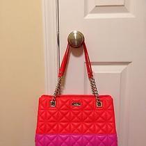 Nwt Kate Spade Sedgewick Place Small Phoebe Shoulder Bag Purse Pink Orange 378 Photo