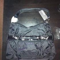 Nwt Kenneth Cole Reaction Black Bag / Purse Photo