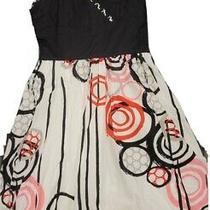 Nwt Kensie Girl Women's Black White Dress Size Xs Photo