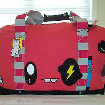 Nwt Kidrobot Bigger Duffle Bag Tado Little Secret Basix Collection 9408 Photo