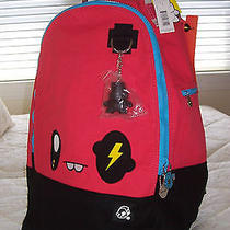 Nwt Kidrobot Fat Pack Backpack Tado Little Secret Basix Collection 9407 Photo
