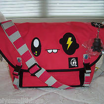Nwt Kidrobot Kourier Large Messenger Bag Tado Little Secret Basix Collect 9210 Photo