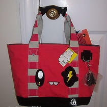 Nwt Kidrobot Lil' Klub Tote Bag Tado Little Secret Basix Collection 9306 Photo