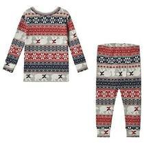 Nwt Kids Gap Boys Polar Bear Fair Isle Holiday Xmas Pajamas  U Pick Size Photo