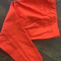 Nwt Ladies Pants Sz 14 by Grace Elements Red  Photo