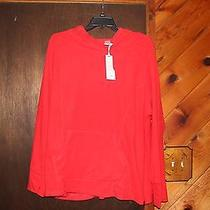 Nwt Lane Bryant Livi Wick Fleece Pullover Hoodie W/thumb Holes 26/28 Or. 50 Photo