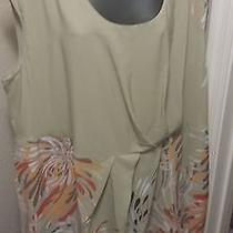 Nwt Lane Bryant Size 18 Dress. Very Nice. Look Photo