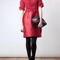 Nwt Lanvin Red  Dress Size 38 3780 Photo