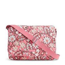 Nwt Laptop Messenger Crossbody in Blush Pink Vera Bradley Free Shipping Photo