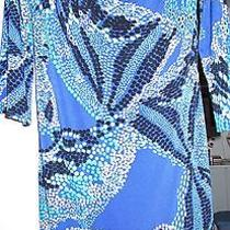 Nwt Laundry Graphic Print Tunic Dress Photo