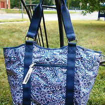 Nwt Lesportsac Carryall Tote - Sweet Time  Photo