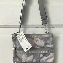 Nwt Lesportsac Classic Hobo Crossbody Shoulder Bag-
