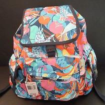 Nwt Lesportsac Colorful Bright Backpack  School Bag Photo