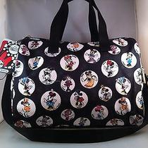 Nwt Lesportsac Disney Celebrate Minnie Melanie Bag Photo