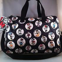 Nwt Lesportsac Disney Celebrate Minnie Melanie Bag Photo