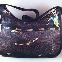 Nwt Lesportsac Disney Tink Neverland Classic Hobo Photo