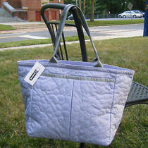 Nwt Lesportsac Everygirl Tote W/ Matching Pouch - Happy Quilting Photo