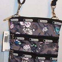 Nwt Lesportsac Kasey  Bejeweled  Crossbody  Adorable Photo