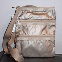 Nwt Lesportsac Kasey Pearl Lightning Cross Body Bag  Photo
