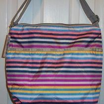 Nwt Lesportsac Large Cleo Crossbody Hobo  Snappy  Cute Cute Bag Photo