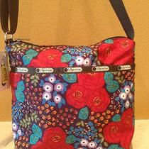 Nwt Lesportsac Small Cleo Crossbody Hobo in 