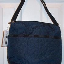 Nwt Lesportsac Small Cleo Crossbody  Mirage Poof  Cute Cute Bag Photo