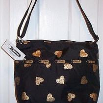 Nwt Lesportsac Small Cleo Crossbody  Razzmatazz  Cute Cute Bag Photo
