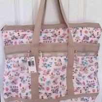 Nwt Lesportsac Travel Tote 7008 Koala Walla Retails 98 Photo