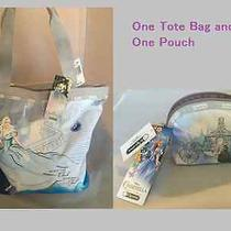 Nwt Lesportsac X Disney  Tote Bag and Pouch Set   Photo