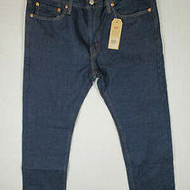 Nwt Levi's 513 Stretch Slim Fit Straight Leg Denim Jeans Size 44 X 30 Blue New Photo