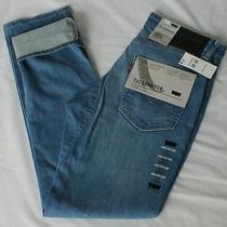 Nwt Levi's Commuter 511 Slim Fit Men's Jeans Trouser Reflective Tape 32 X 32 Photo