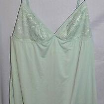 Nwt Light Seaform Green Womens Pj Dress From Gap Body Size Medium Retail 34.50 Photo