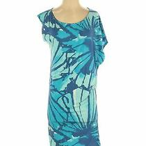 Nwt Lilly Pulitzer Women Blue Casual Dress S Photo