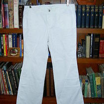 Nwt London Jean Christie Fit Modern Fit White Pants Marked 12 Will Fit 10 Nice Photo