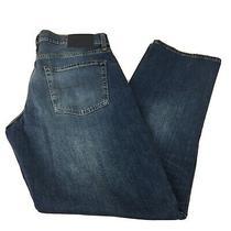 Nwt Lucky Brand 221 Original Straight Men Denim Jeans Blue Sz 34x32 Ar275 Photo