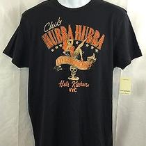 Nwt Lucky Brand Club Hubba Hell's Kitchen Live Show Girls Graphics Shirt Medium Photo