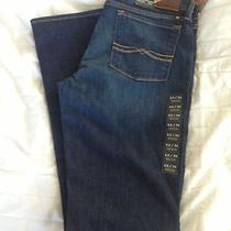 Nwt Lucky Brand Jeans - Charlie Straight Sz 12 Photo