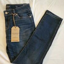 Nwt Lucky Brand Lolita Skinny Jeans Size 6 28 Ankle Womens Dark Blue Photo
