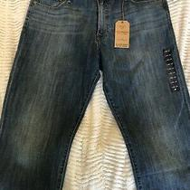 Nwt Lucky Brand Men's 361 Vintage Straight Blue Jean Pants Size 40x30 Photo