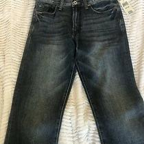 Nwt Lucky Brand Men's 361 Vintage Straight Blue Jeans Left Hand Twill 29x34 Photo