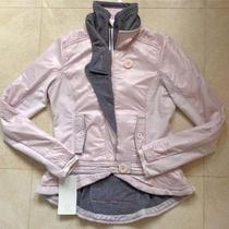 Nwt Lululemon Women's Pedal Power Jacket Blush Size 8 Photo