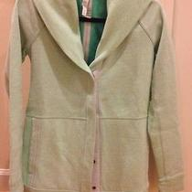 Nwt Lululemon Wrap Cardigan Yin to My Yang Cardi Teal Green 4 Free Lulu Bag Photo