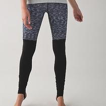 Nwt Lululemon Wunder Under Sz 4 Se Restored Stirrup Yoga Pant Lulu Gift Bag Photo
