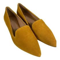 Nwt Lulus Emmy Royal Blue Suede Pointed Loafers Size 7 Flats Shoes Fashion Photo