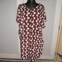 Nwt Madewell 1937 Easy Silk Dress in Batik Vine  Size Xs Photo
