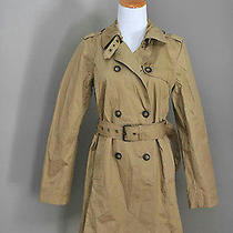 Nwt Madewell Belted Trench 188 Khaki S Photo